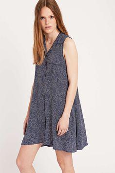 Kimchi Blue Trapeze Dress