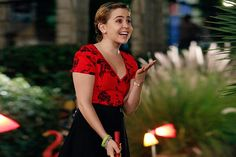 """Parenthood's"" Mae Whitman: ""All I do is talk about Tim Riggins and the Panthers"""