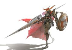 Knight, Linger FTC on ArtStation at https://www.artstation.com/artwork/knight-1e210071-3a9b-460e-bcbd-97074f3915cd