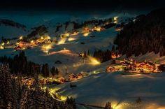 Los 20 paisajes de invierno más bellos de todo el mundo. ¡Como sacados de un cuento de hadas! :: Holahola