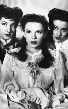 The Harvey Girls with Judy Garland
