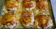 Receptek és egészség tippek: Laktatóan eszményi rakott csirkemell
