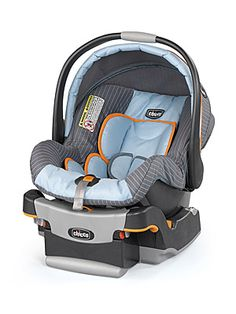 Chicco KeyFit Infant Car Seat - TOP RATED consumer reports