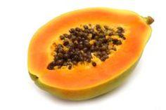 Papaya einfrieren