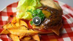 Rudolph's Tilburger - recept | 24Kitchen