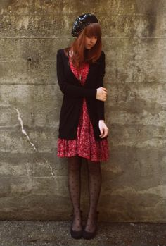 The Clothes Horse: Mean Reds