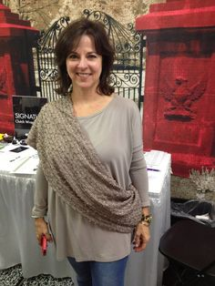 Twilight Clutch Wrap purse by SHOLDIT at the Atlanta Gift Show 2013