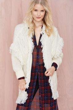 Glamorous Estelle Knit Cardigan - Sweaters