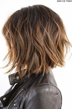 Hair Inspiration: Mid-Length Bob | sheerluxe.com