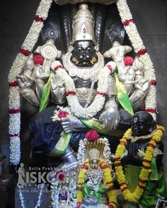 May Almighty Lord Narasimha vanquish all the impediments in your life.