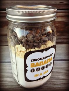 96 Great Homemade Gift In A Jar Recipes | DIY & Craft Ideas