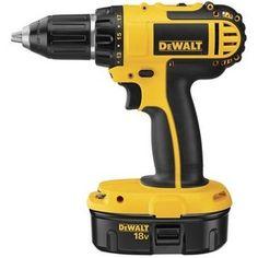 Dewalt Heavy-duty Compact Cordless Drill