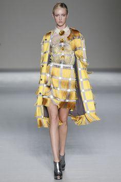 Marco De Vincenzo collection printemps/été 2015 #mode #fashion