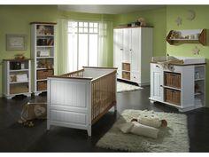 Epic Babyzimmer Julia Massivholz wei braun jetzt online kaufen Preis ab Stand Pers nliche Beratung T V gepr ft Einfache Zahlung Unkomplizierter