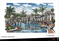 Haitang Bay Resort, Hainan, China Client & Operator - Zhaotai Land Concept Type of project:     Mixed Use – Master Planning – Urban Design