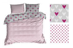 Romantické bavlnené posteľné obliečky obojstranné Comforters, Blanket, Bed, Furniture, Home Decor, Creature Comforts, Homemade Home Decor, Blankets, Stream Bed