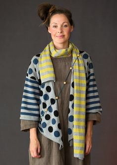 spots and stripes from http://www.gudrunsjoden.com