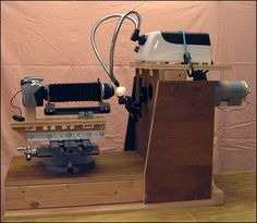 www.photomacrography.net :: View topic - Stacking setup for the mayfly eyes, August 2006