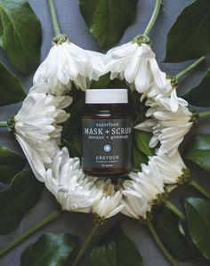 Graydon Skincare | Beauty product photography | TLV Birdie