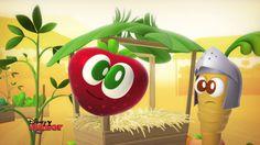 À table les enfants ! - Le Panais - Episode en entier - Exclusivité Disn... Film D, Disney Junior, Animation Film, A Table, French Resources, Nutrition, Clay, Activities, Science