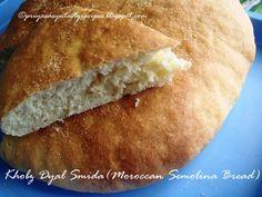 Marokaans brood : Smida