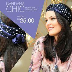 Venha aproveitar a super ofertas das Bandanas. #BandanaChic #Oferta #Anasthacia  Acesse: www.anasthacia.com.br Endereço loja física: Rua T-28, nº 1069, Loja 4 - Setor Bueno