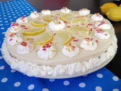 Tarta de limón sin horno no te lo pierdas. Pincha en este enlace o en la foto para acceder y ver la publicación completa en La cocina de Lila