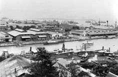 Tandjong Priok Batavia 1926