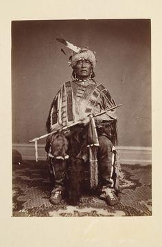Photograph of Longfoot, Yankton Sioux