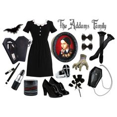 Wednesday Addams - I want this outfit! - Fasll/Winter