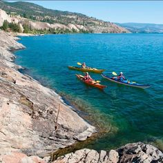 Set in Canada's warmest region, the Okanagan Valley is home to some of the country's best wineries, freshest produce and most spectacular views. From Kelowna to Peachland, there's so much to discover — whether you're looking for a romantic lakeside escape or a fun family-friendly vacay. Here are 10 ideas to start your Okanagan getaway off right.