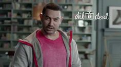 Dil Ki Deal on Snapdeal featuring Aamir Khan