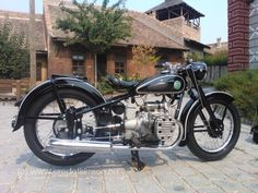 Simson AWO 750 Ural M72 Engine, only 3 Motorcycles