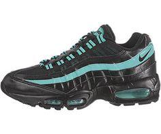 Save $ 17.9 order now Nike Women's Air Max 95 – Black / Black-Bright