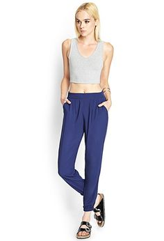 Soft Woven Joggers | Forever 21 - 2000068428