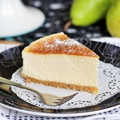 Try this light and creamy version of Japanese Cheesecake