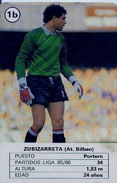 Bilbao, Athletic Clubs, Goalkeeper, Baseball Cards, Sports, Hs Sports, Sport, Goaltender