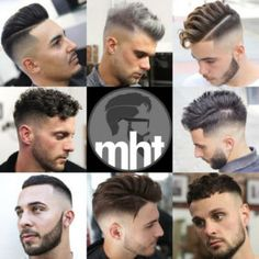 Popular Men's Haircuts For Short Hair