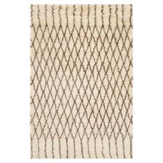 You should see this Casablanca White & Gray Rug on Daily Sales!