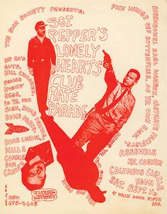 Punk Graphics: Up Against the Wall Motherfuckers flyer, New York 1967 - Punk graphics at London's Hayward Gallery – in pictures
