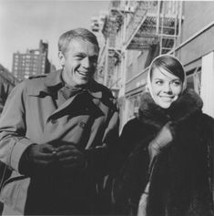 Steve McQueen, Natalie Wood | Back Set of Love with the Proper Stranger | 1963 | as Rocky Papasano