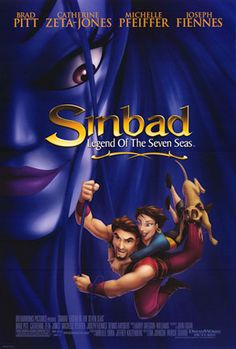 8/08/14  6:39a  DreamWorks Pictures  ''Sinbad, Legend of the Seven Seas''   Released:  7/2/2003