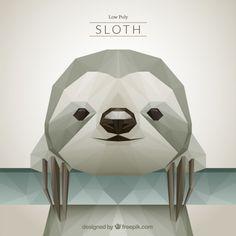 Polygonal sloth