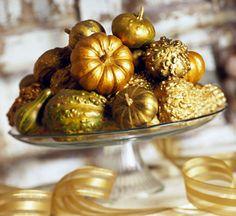 Pumpkin / Gourd Centerpiece