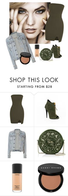 """""""Untitled #38"""" by darklady03 ❤ liked on Polyvore featuring rag & bone, MAC Cosmetics and Bobbi Brown Cosmetics"""
