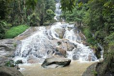Chasing Waterfalls in Koh Samui in #Thailand! #Travel