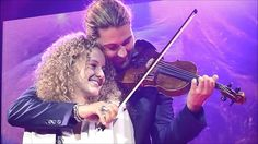 LUCKY, LUCKY, LUCKY GIRL!!!.....David Garrett - Classic Revolution Tour - Nürnberg 9.10.2014 - Your Song...