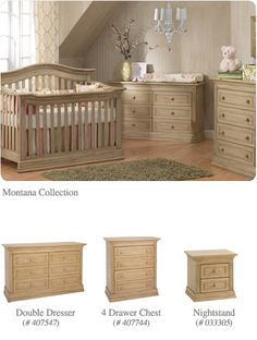 Baby Cache Montana Collection- Driftwood.