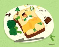 아이디어가 샘솟는 tomoko suzuki의 귀여운 일러스트. : 네이버 블로그