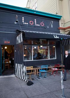 Loló Tapas Bar in The Mission. Yum! #wanderingsole
